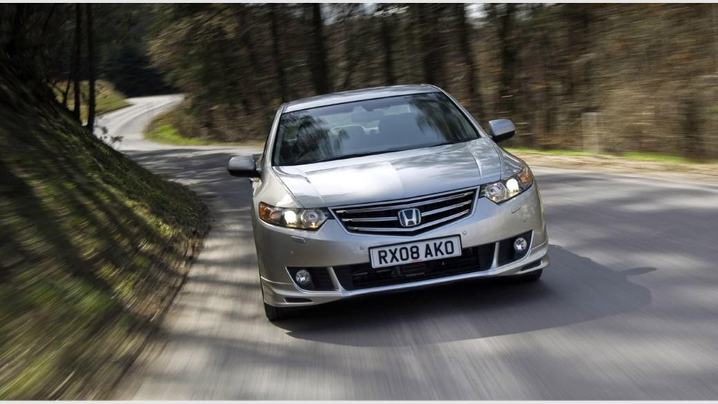 Honda Accord 2 2 i-DTEC (2008) review | CAR Magazine