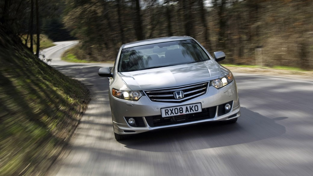 Great Honda Accord 2.2 I DTEC (2008) Review