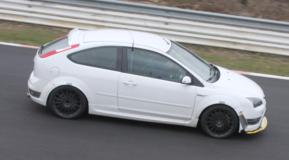 Ford Focus RS (2008) scooped | Secret New Cars | Car Magazine Online