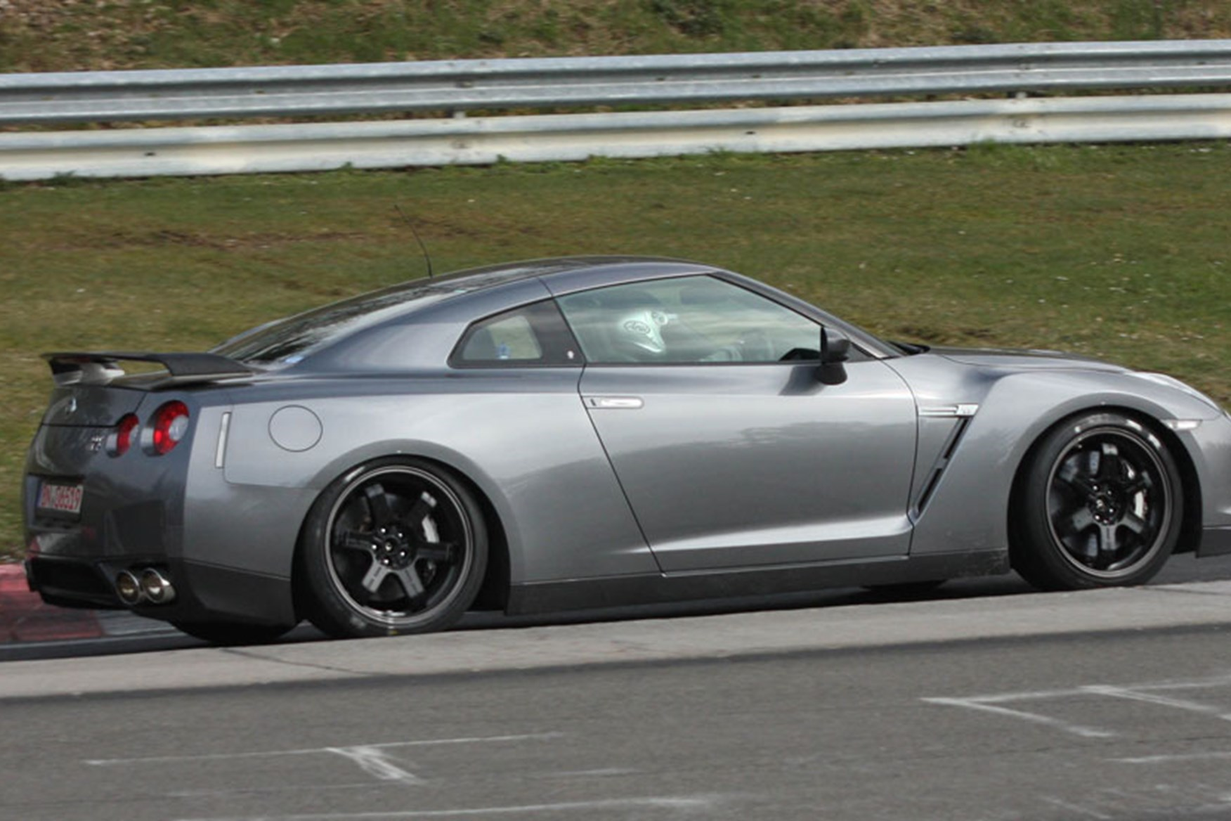 ... Nissan GT R V Spec Is Due In 2010 ...