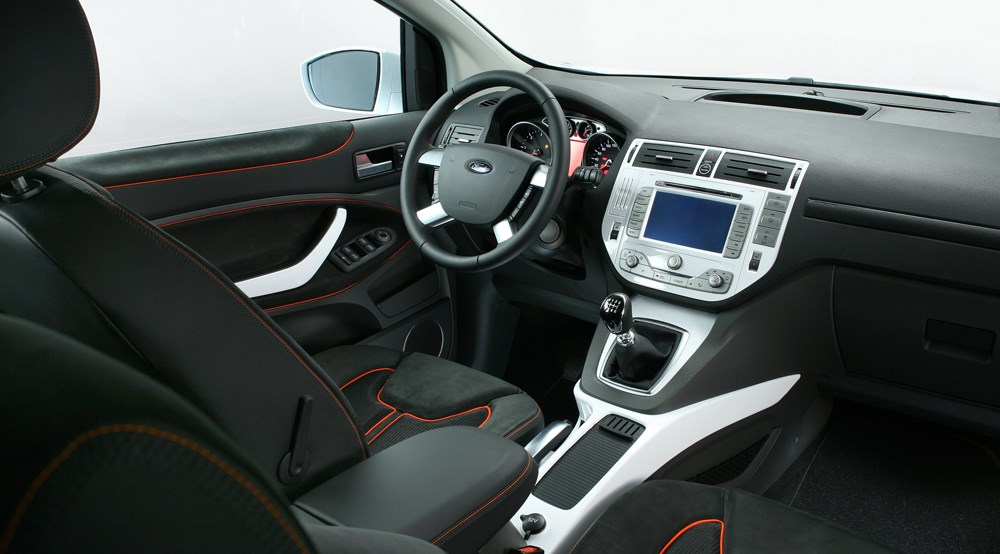 ford kuga 2 0 tdci 2008 review car magazine. Black Bedroom Furniture Sets. Home Design Ideas