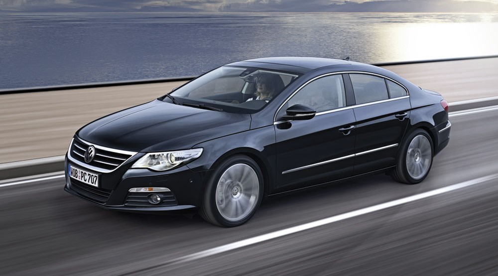vw passat cc 2008 review by car magazine. Black Bedroom Furniture Sets. Home Design Ideas
