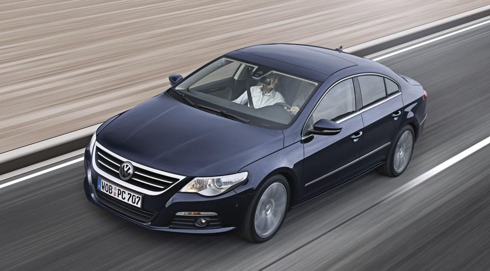 vw passat cc  review car magazine