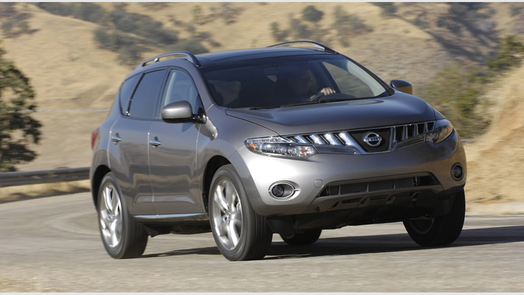 Nissan Murano 2008 Review