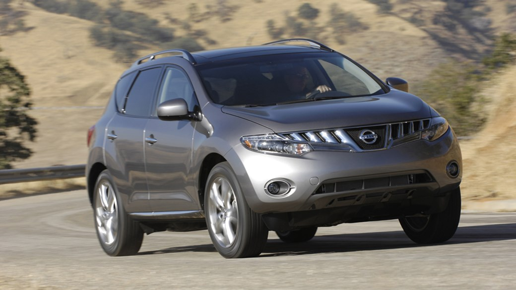 Nissan Murano (2008) Review