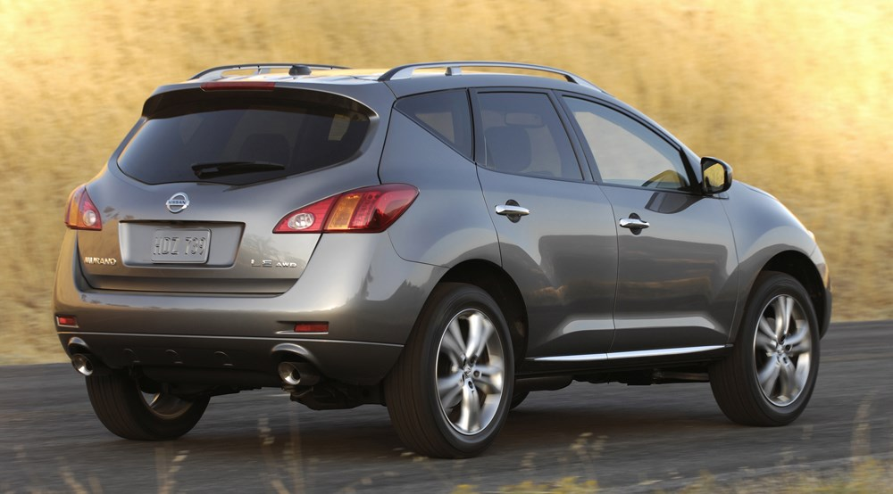 Nissan Murano 2008 Review Car Magazine