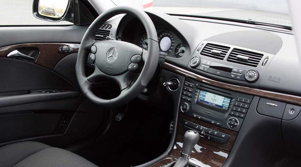 mercedes e300 bluetec  2008  by brabus review