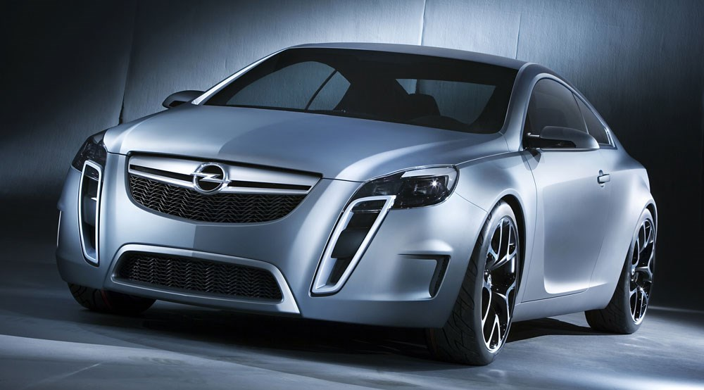 Opel Insignia (2008) pics leaked | Secret New Cars | Car Magazine Online