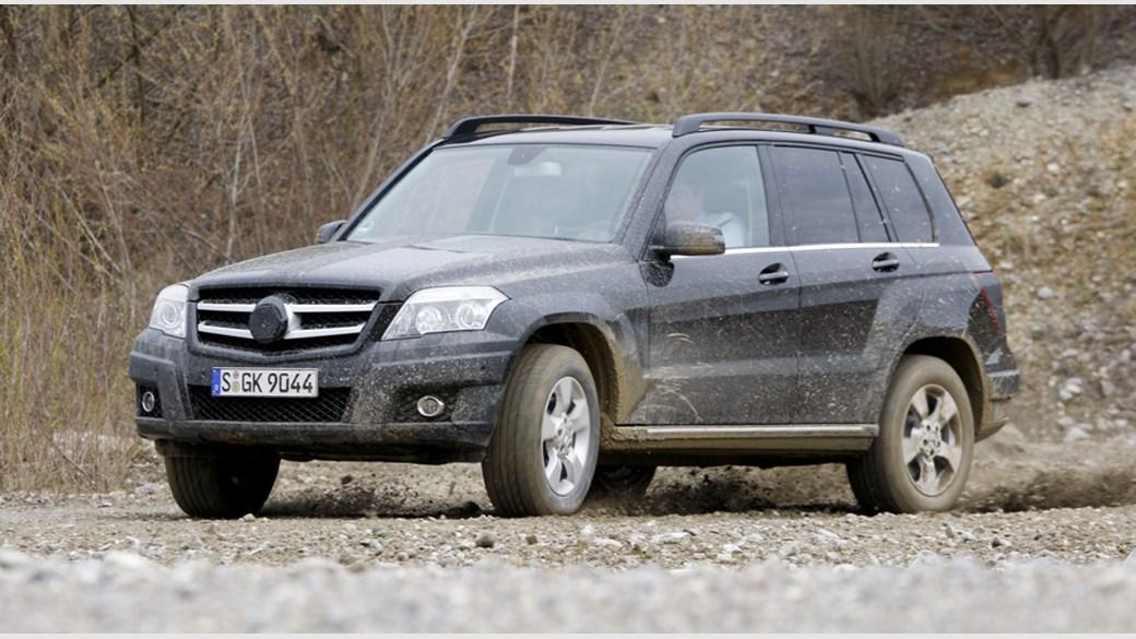 Mercedes Glk350 2008 Review