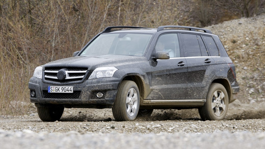 Mercedes GLK350 (2008) Review