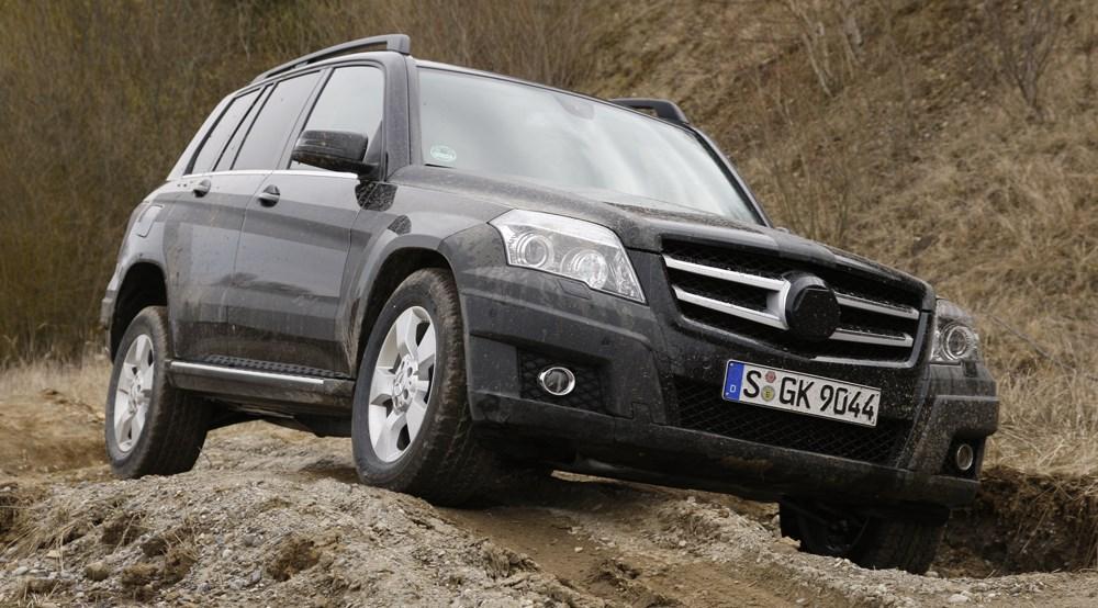 Mercedes GLK350 (2008) review | CAR Magazine