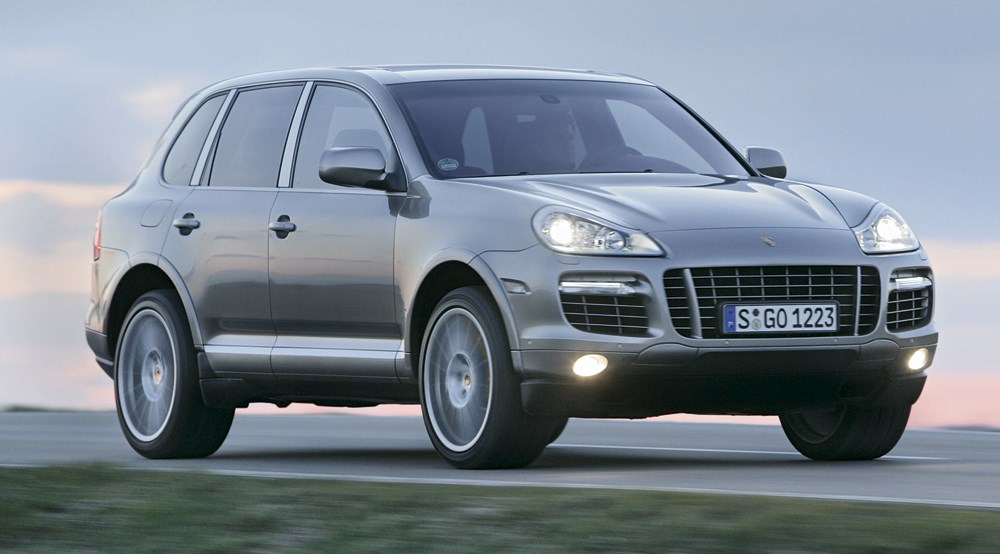 porsche cayenne turbo s 2008 first official pictures by. Black Bedroom Furniture Sets. Home Design Ideas