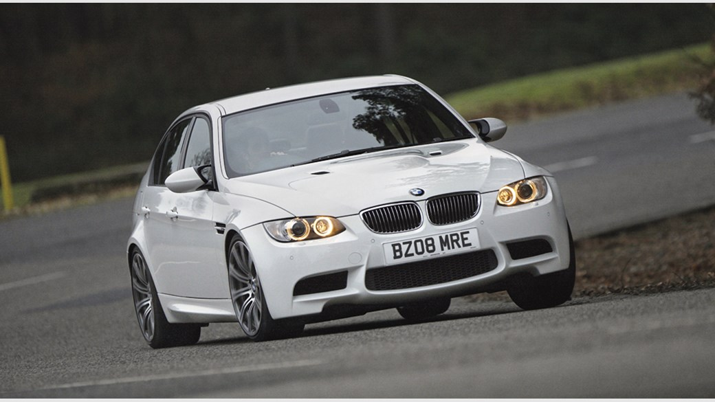 BMW M3 saloon (2008) review by CAR Magazine
