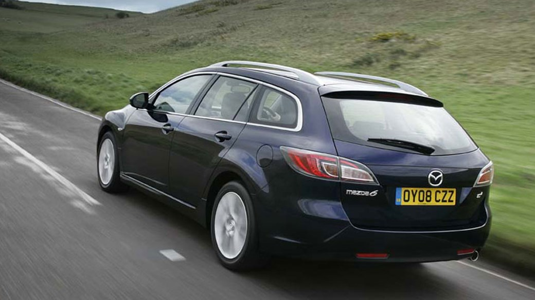 Nice Mazda 6 2.0 D TS2 (2008) Estate Review