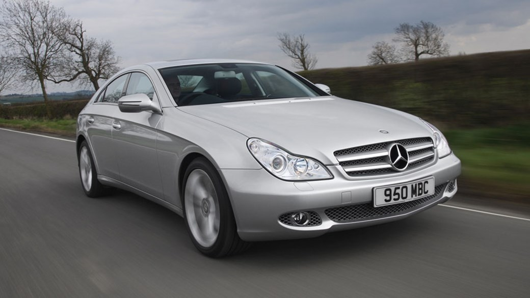 CLS 2008 Facelift Undisguised - Mercedes-Benz Forum
