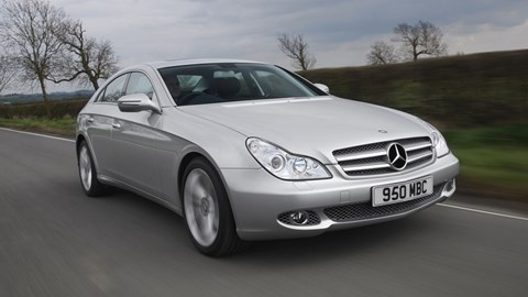 Mercedes CLS320 CDI facelift (2008) review | CAR Magazine