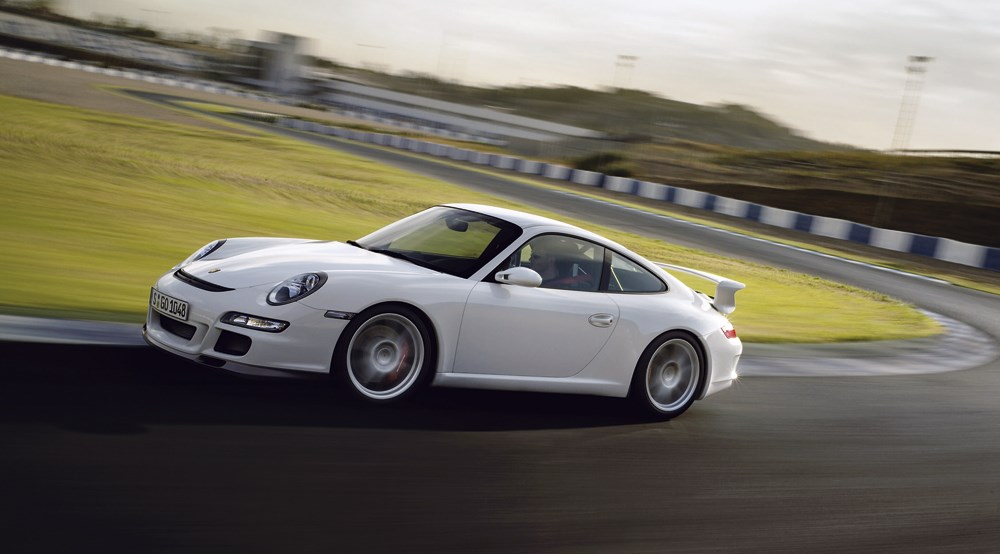 Win A Porsche Track Day And Other Goodies By Car Magazine
