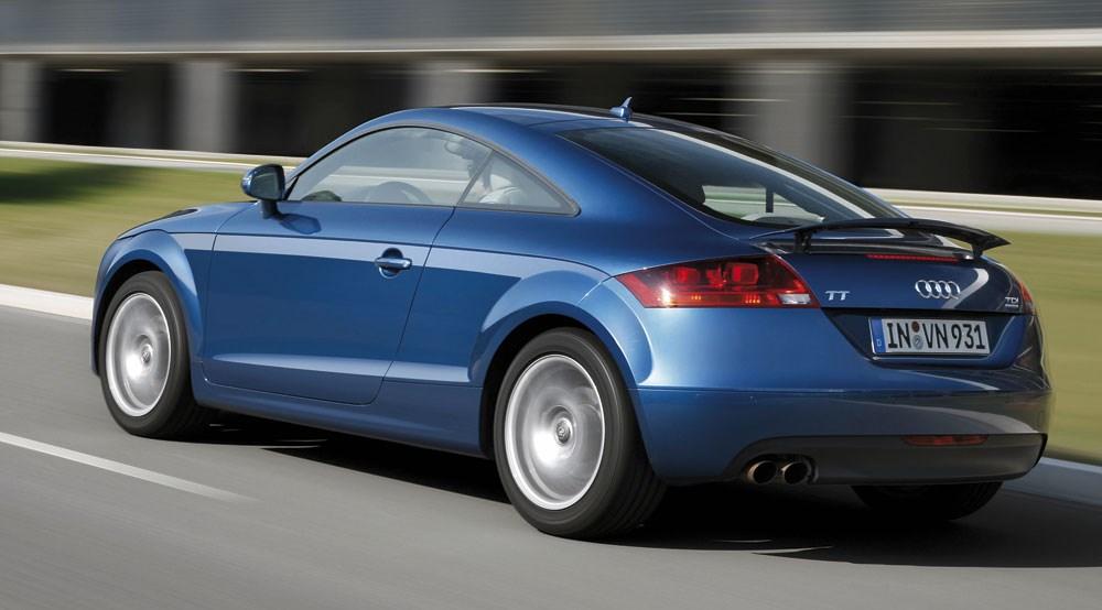 Audi Tt 20 Tdi 2008 Driven Review Car Magazine