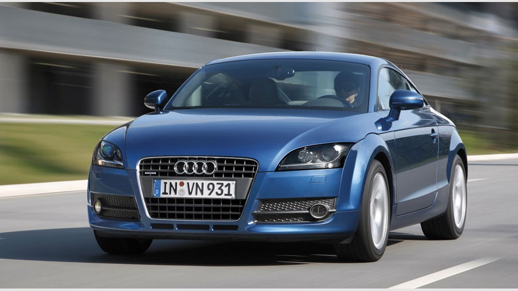 Audi TT TDI Driven Review By CAR Magazine - Audit car