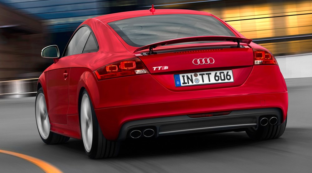 Audi Tts Coupe 2008 Review Car Magazine