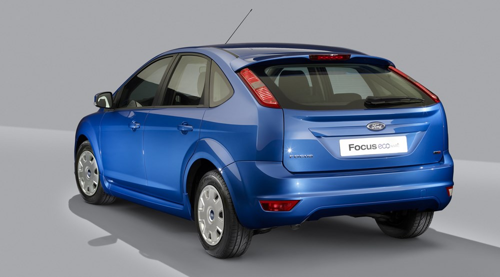 ford focus 1 6 econetic 2008 review car magazine. Black Bedroom Furniture Sets. Home Design Ideas