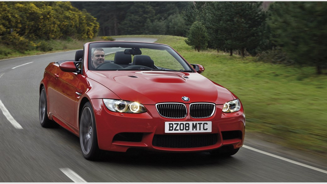 BMW M Convertible MDCT Driven Review By CAR Magazine - 2008 bmw m3 coupe for sale