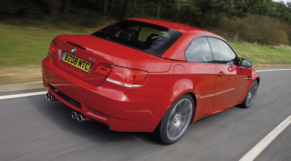 Bmw M3 Convertible M Dct 2008 Driven Review Car Magazine