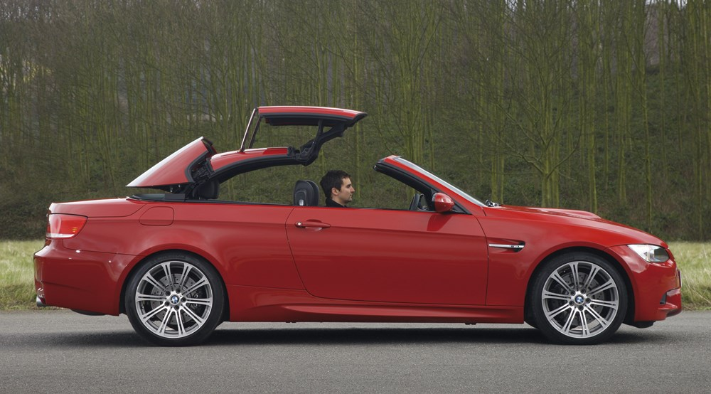 BMW M3 Convertible MDCT 2008 driven review by CAR Magazine