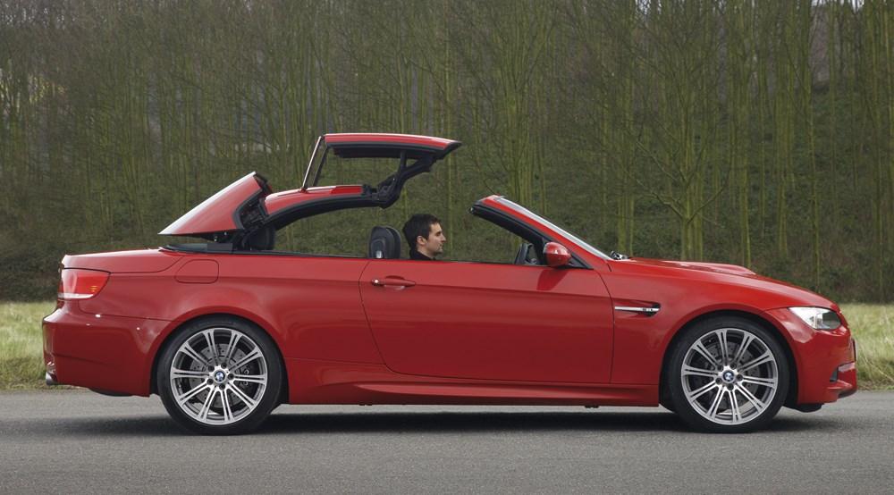 BMW M3 Convertible >> Bmw M3 Convertible M Dct 2008 Driven Review Car Magazine