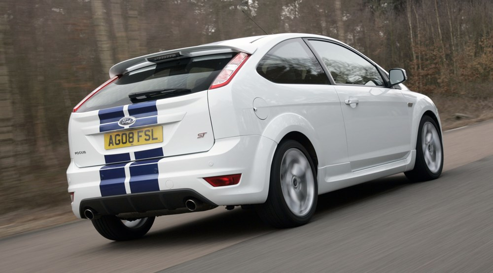 Ford Focus St 2008 Review Car Magazine