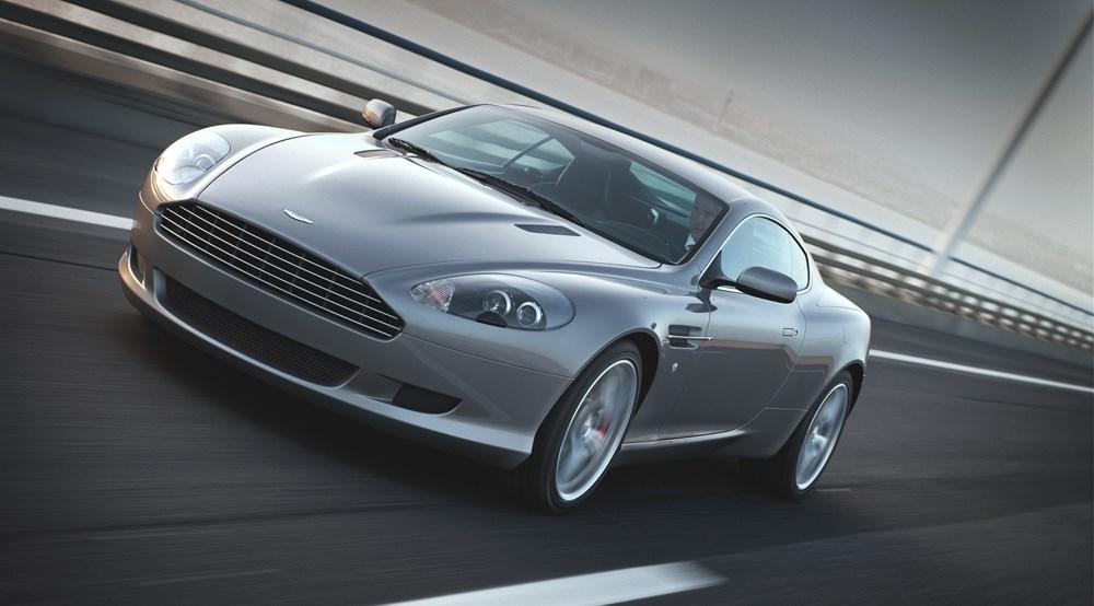 Aston Martin Db9 Facelift 2008 Driven Review Car Magazine
