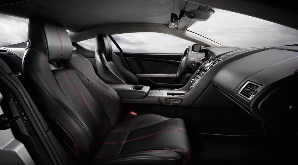 Aston martin db9 facelift 2008 driven review car magazine for Aston martin db9 interior