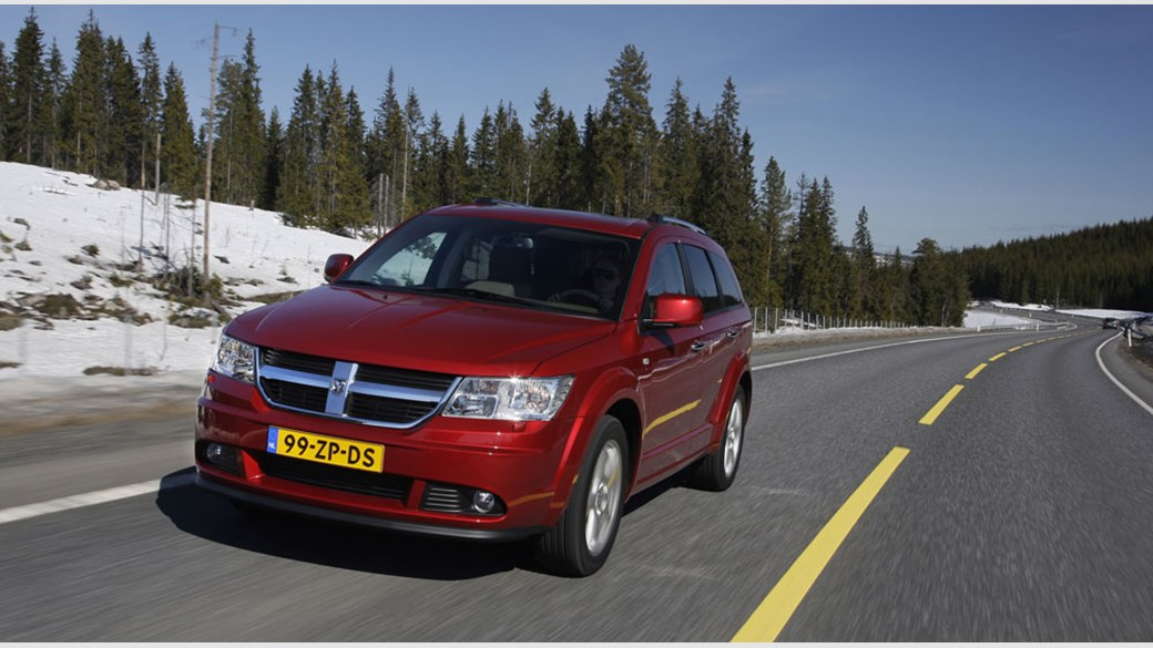 Dodge Journey 2 0 Crd 2008 Review