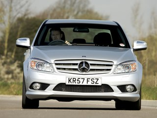 Mercedes C320 CDI long-term test