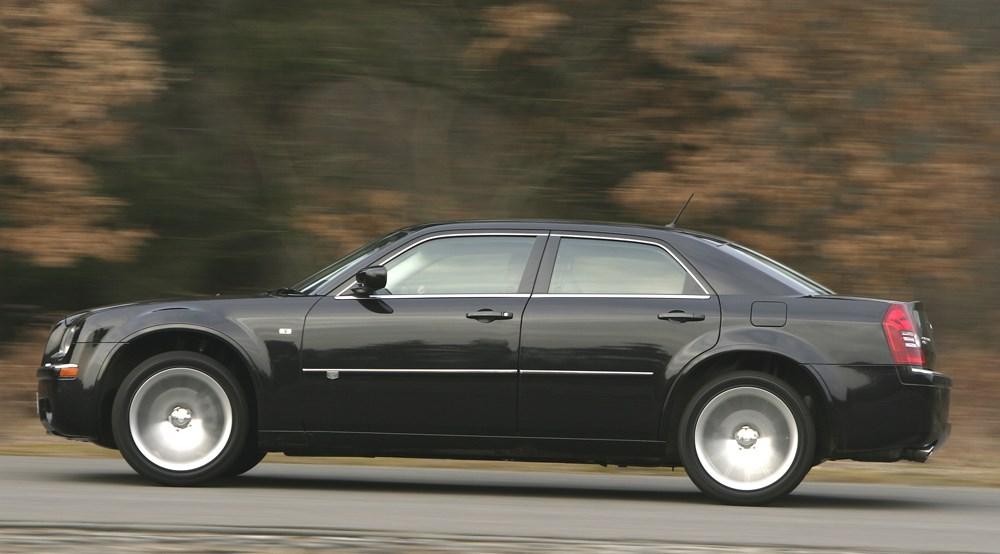 Chrysler 300c Crd Srt Design 2008 Driven Review Car Magazine