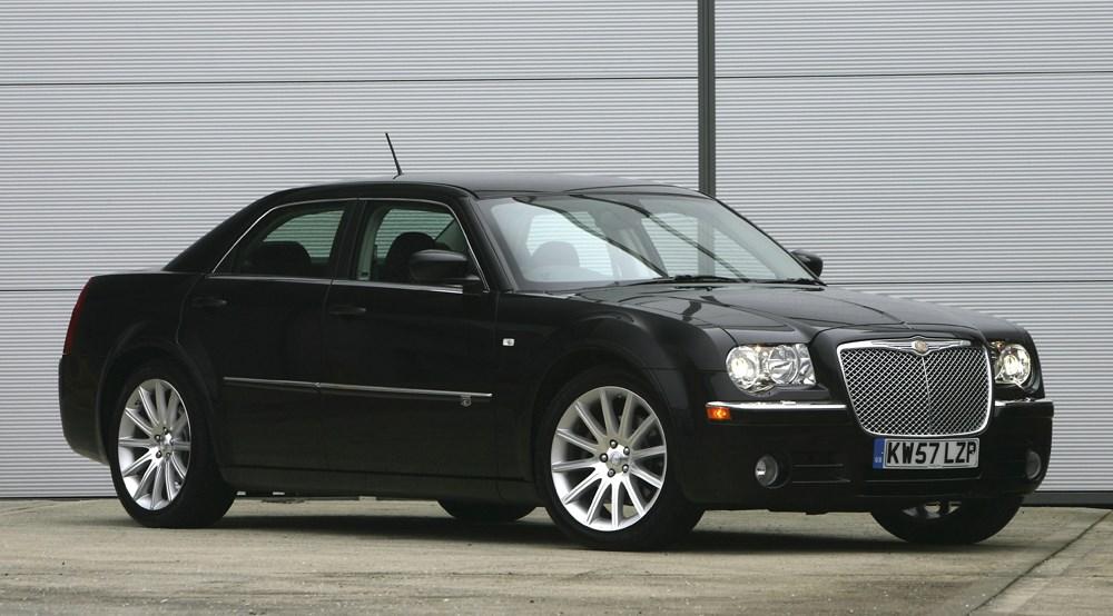 Chrysler 300c 5.7 v8 hemi occasion
