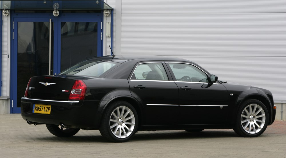 chrysler 300c crd srt design 2008 driven review car. Black Bedroom Furniture Sets. Home Design Ideas