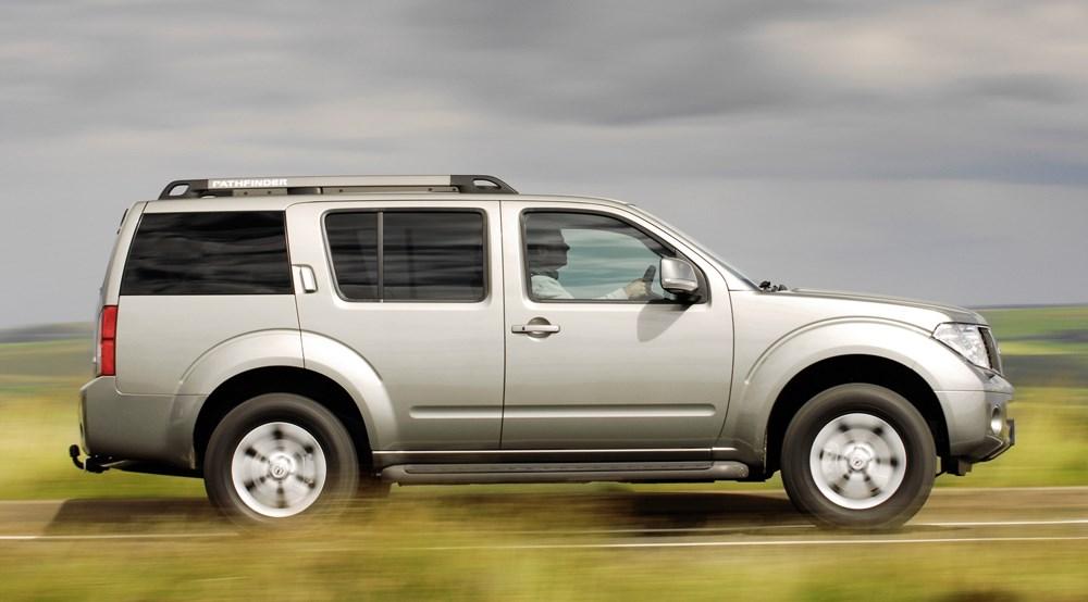 2008 Nissan Pathfinder For Sale >> Nissan Pathfinder 2.5 dCi Aventura (2008) review | CAR Magazine