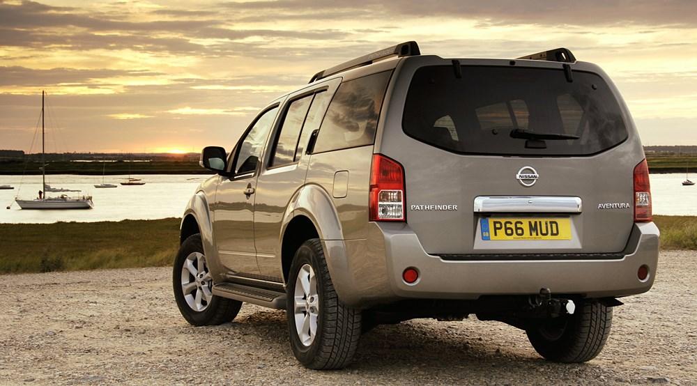 nissan pathfinder 2009 diesel review