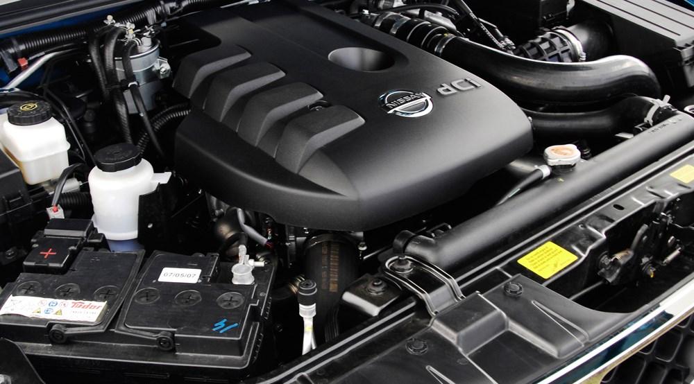 ... Nissan Pathfinder 2.5 DCi Aventura (2008) Review ...