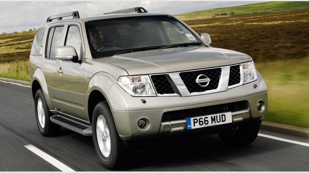 Nissan Pathfinder 2.5 dCi Aventura (2008) review | CAR Magazine