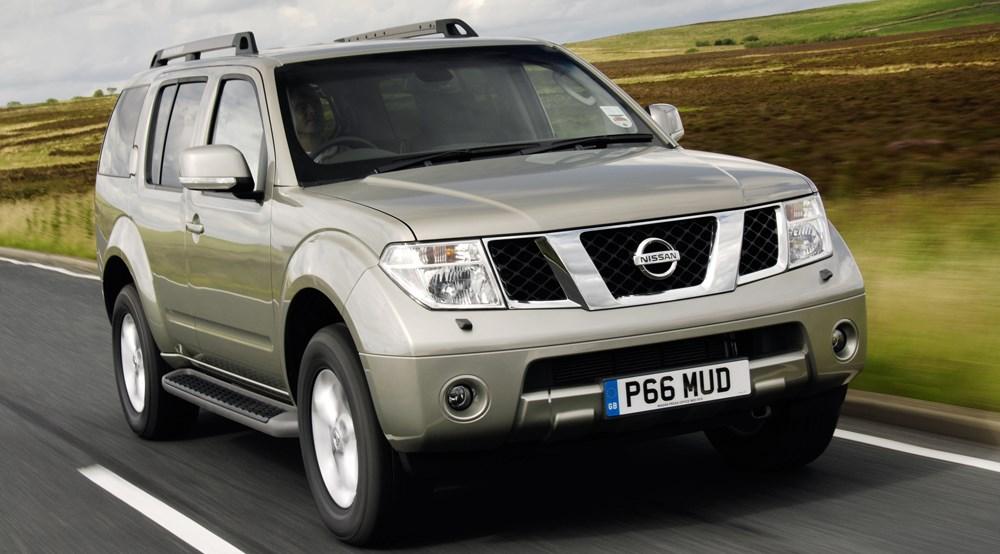 Nissan Pathfinder 2.5 dCi Aventura (2008) review   CAR ...