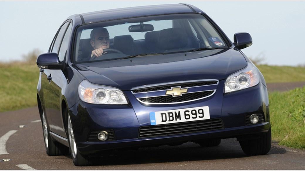 Chevrolet Epica 20d Ls 2008 Driven Review Car Magazine