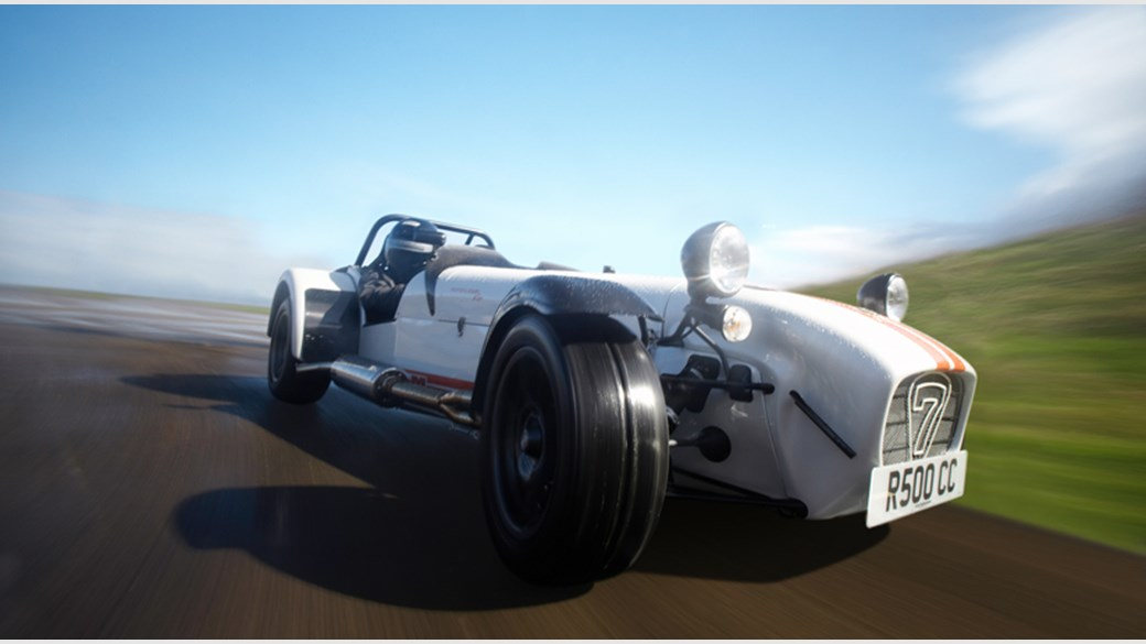 Caterham Superlight R500 2008 Review Car Magazine