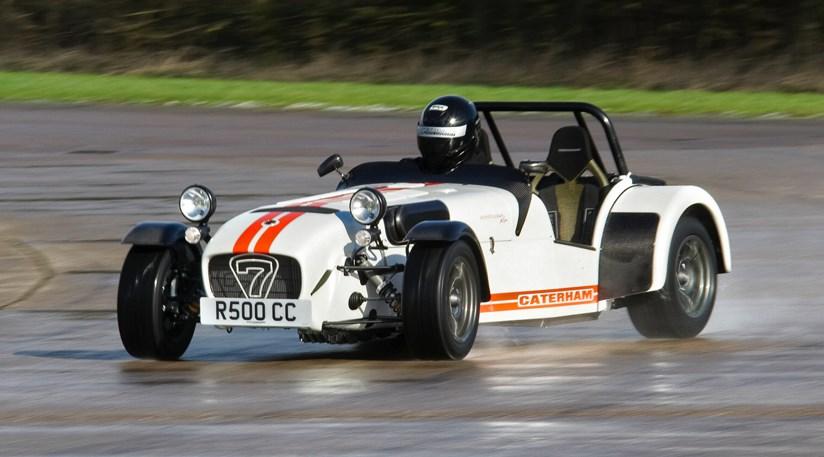 Caterham Superlight R500 (2008) review | CAR Magazine