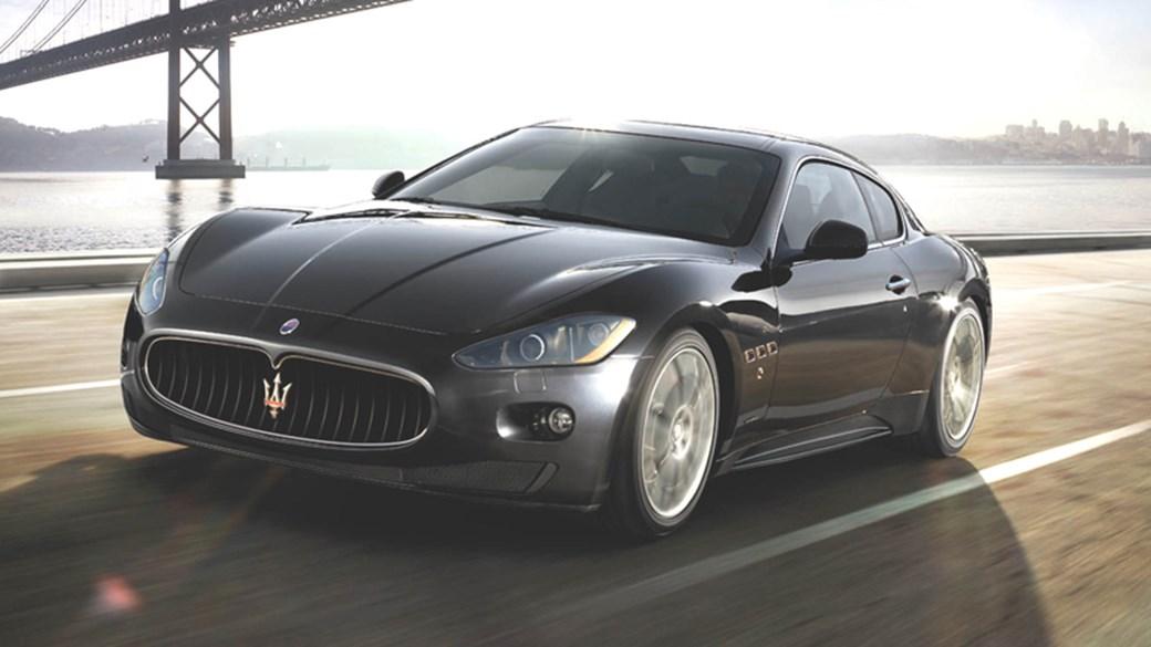 Maserati Granturismo S (2008) Review