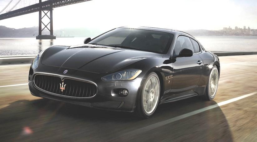 Maserati Granturismo S (2008) review | CAR Magazine