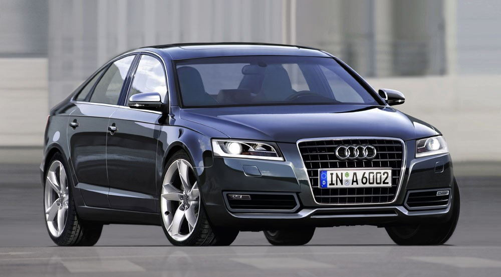 Audi A6 Scoop 2010 By Car Magazine