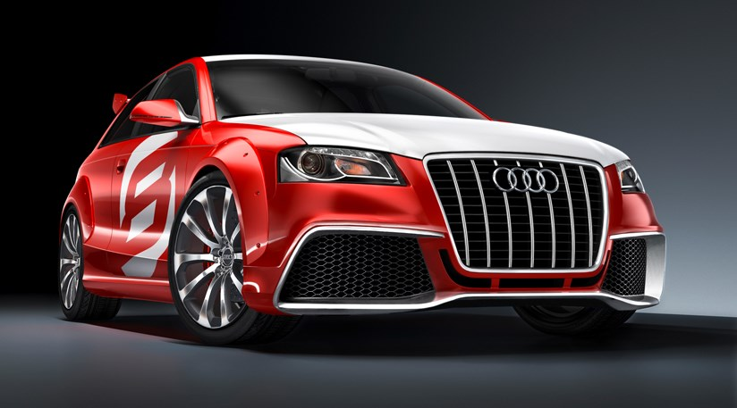 Audi A3 Tdi Clubsport Quattro Concept 2008 First Pictures Car