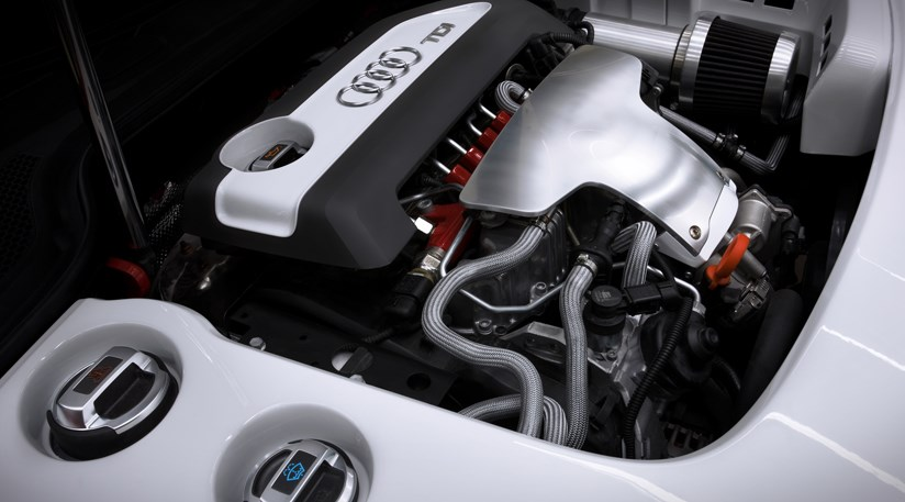 Audi A3 TDI Clubsport Quattro Concept Information